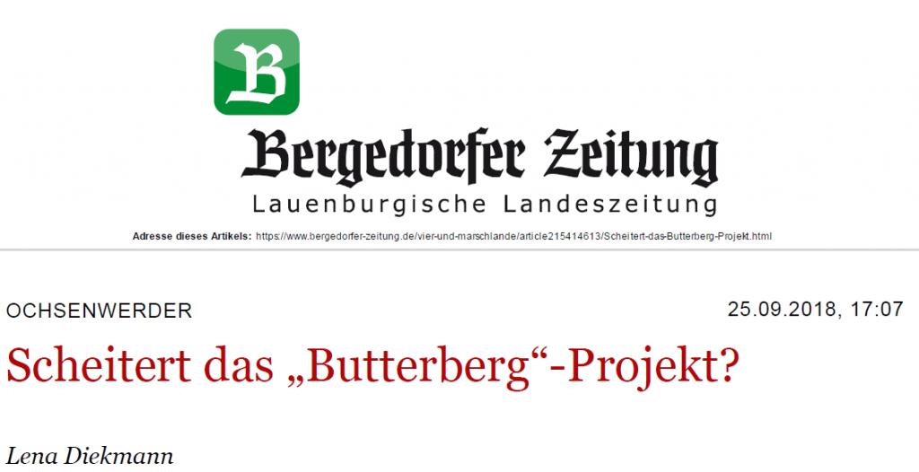 Butterberg Ochsenwerder
