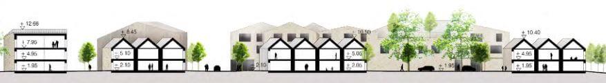 Häuser am Ochsenwerder Butterberg: So nicht